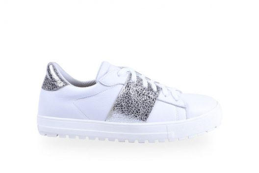 Mandy Sneakers - White