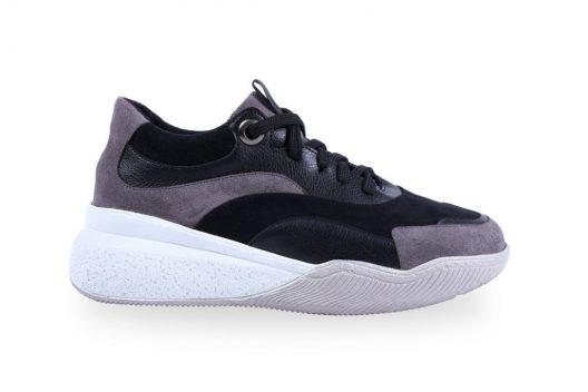 Ayla Sneakers - Black