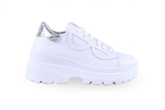 Lilo Sneakers - Silver