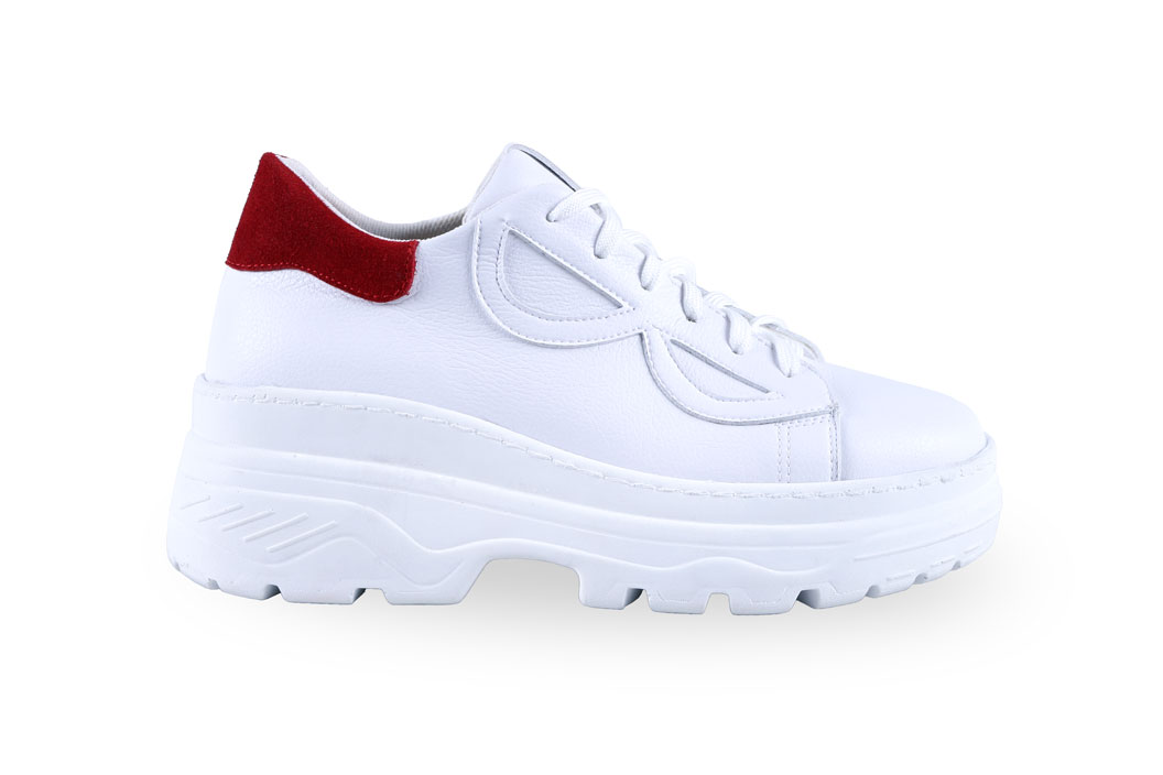 Lilo Sneakers - Red