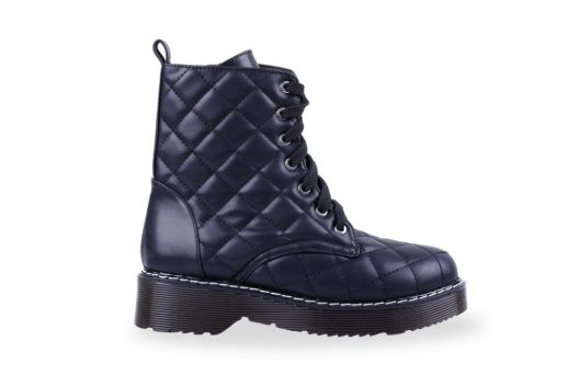 Coco Boots - Black Matte