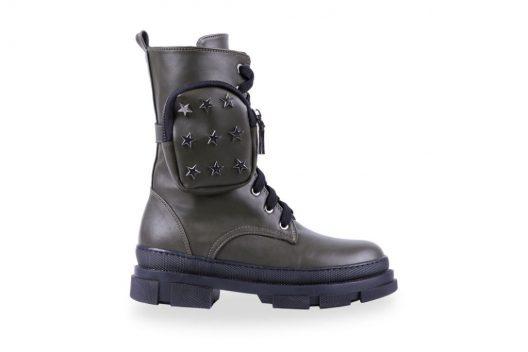 Star Breaker Boots - Olive