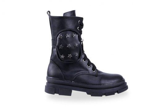 Star Breaker Boots - Black