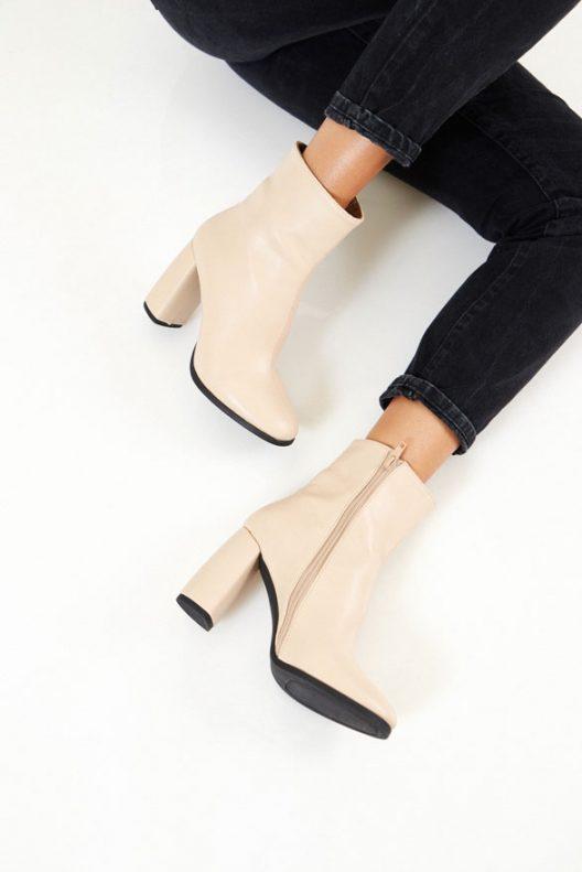 Sandy Boots - Beige