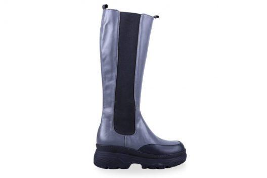 Snowy Boots - Grey