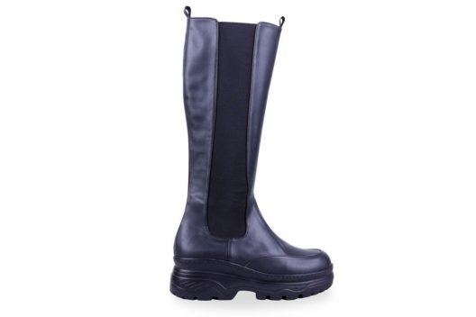 Snowy Boots - Black