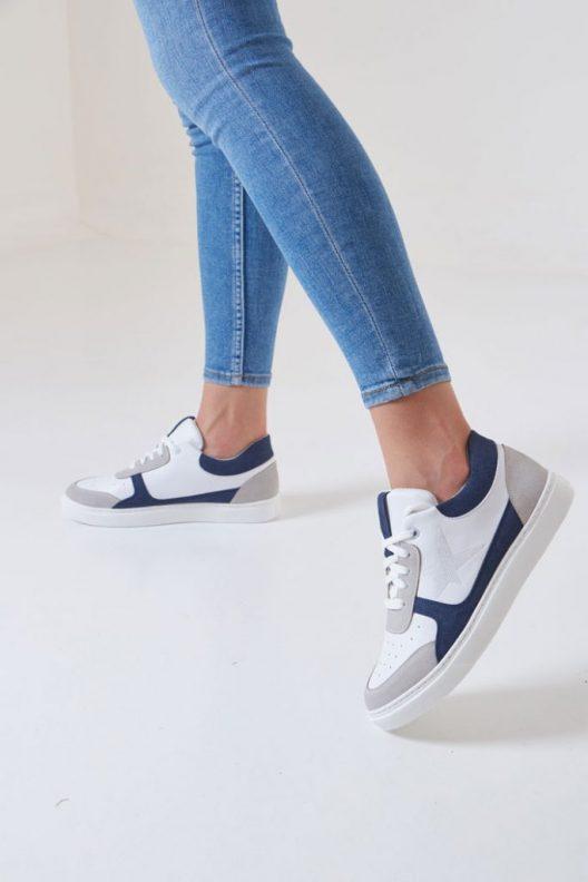 New B-Star Sneakers - Navy