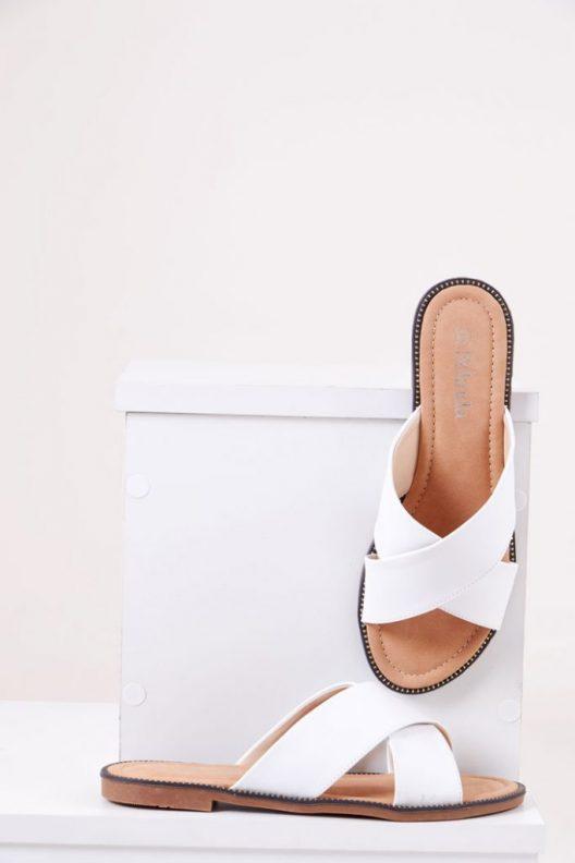 Alice Flats - Plain White