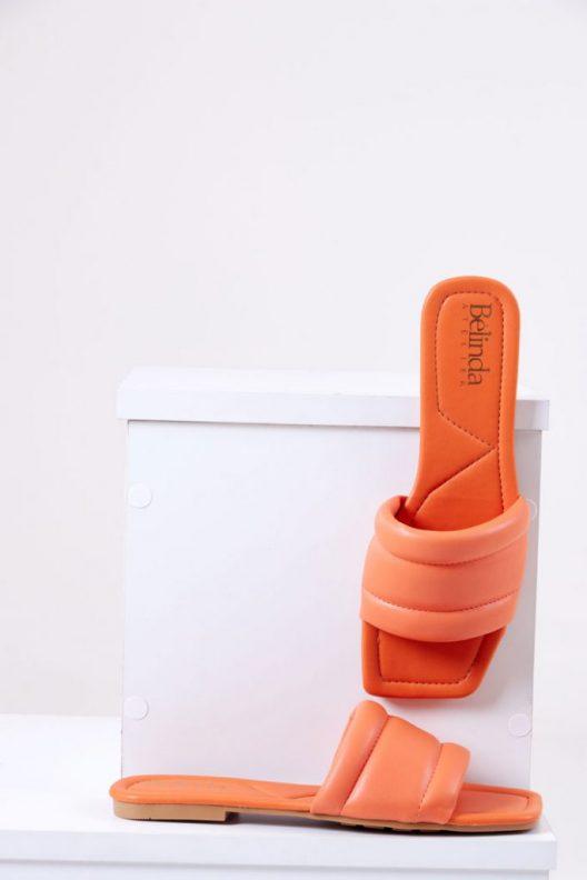 Dora Flats - Orange