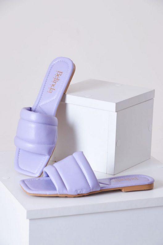 Dora Flats - Violet