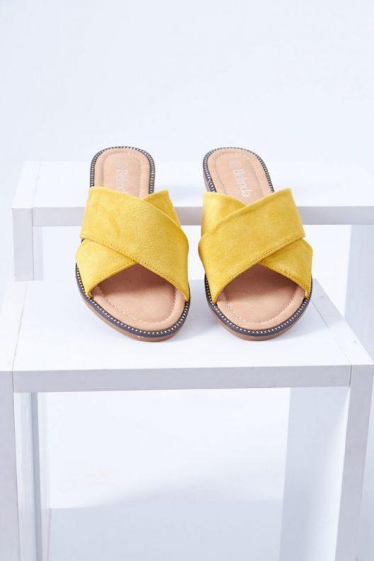 Alice Flats - Plain Yellow