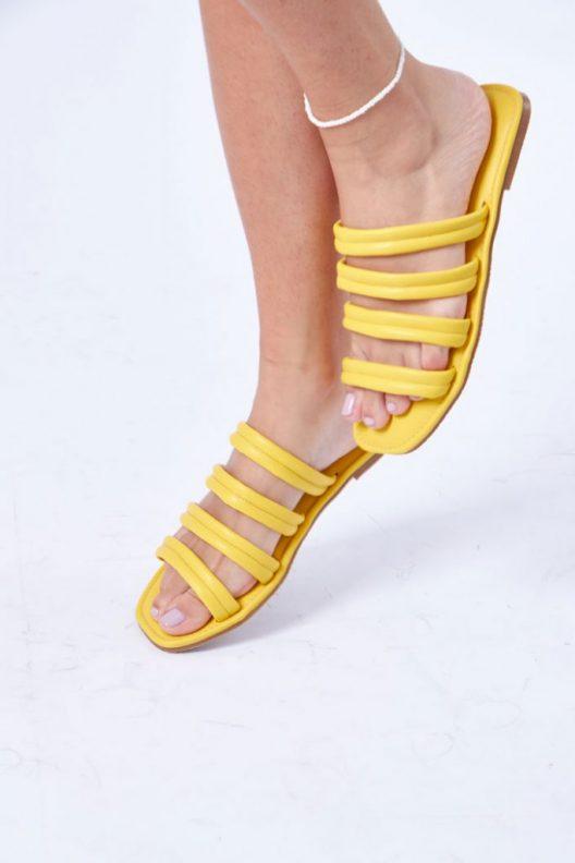 Sia Flats - Yellow